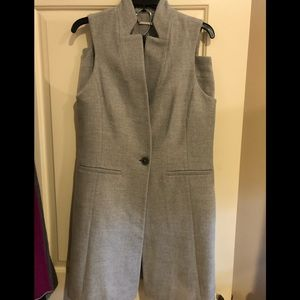 Wool blend coat and skirt suit. Lined, Worn twice